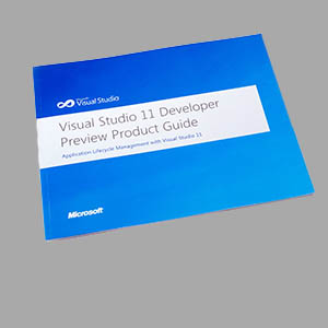 Visual Studio 11 Developer Preview Product Guide //build