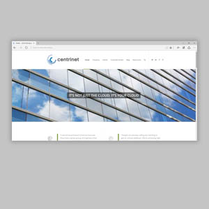 Centrinet Wordpress Website Design and Development